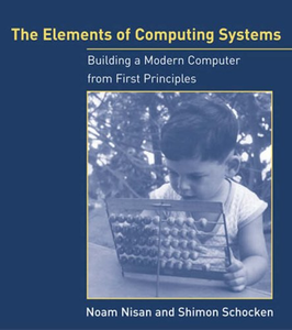 The cover of The Elements of Computing Systems.